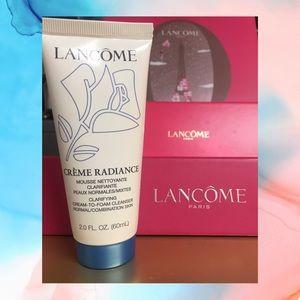 Lancôme Crème Radiance Clarifying Cream-to-Foam